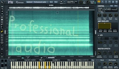 Test: Virtuelles Instrument Izotope Iris+2