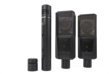 Test: Kondensator-Mikrofone Lewitt LCT 340, LCT 540 und LCT 640