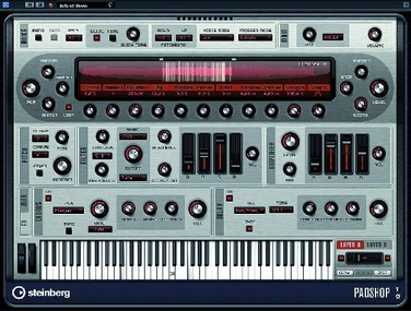 Test: Virtueller Synthesizer Steinberg Padshop