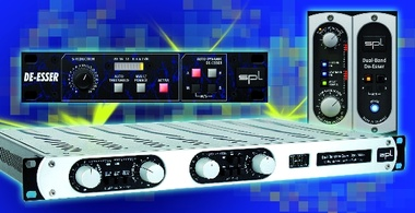 Test: SPL Analog Elemental Series Model 1293 und De-Esser Collection