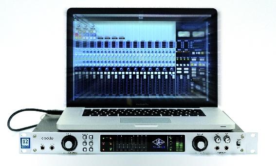 Test: Audiointerface Universal Audio Apollo Quad