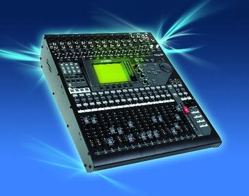 Test: Digitalmischpult Yamaha 01V96i