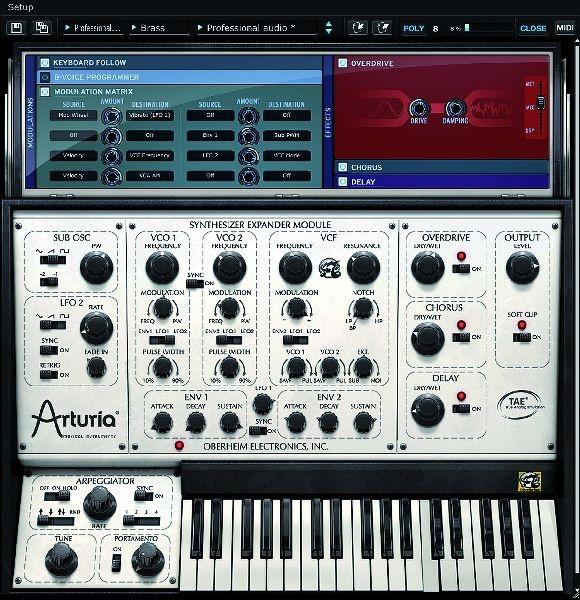 Test: Virtuelles Instrument Arturia Oberheim SEM V 11