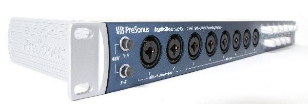 Test: Audio-Interface Presonus Audiobox 1818 VSL