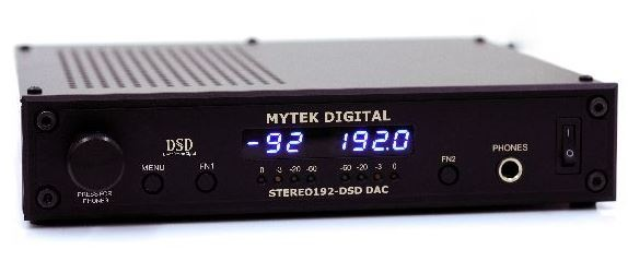 Test: DA-Wandler Mytek Digital Stereo192-DSD DAC