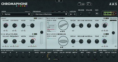 Test: Virtuelles Instrument Applied Accoustics Chromaphone