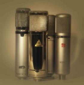 Test: Großmembran Röhrenmikrofone