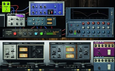 Test: Plug-In-Bundles  Steinberg Yamaha Vintage Plug-in Collection