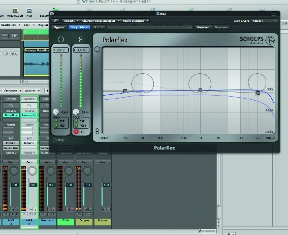 Test: Software-Tool Schoeps Polarflex Plug-In
