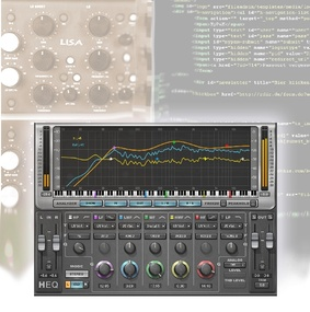 Test: Equalizer-Plug-In Waves HEQ