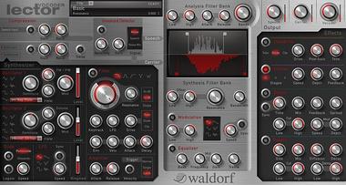 Test: Vocoder-Plug-In Waldorf Lector