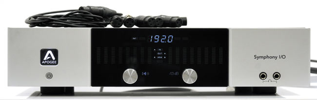 Test: Audio-Interface Apogee Symphony I/O