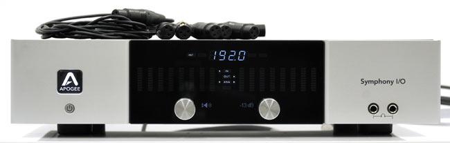 Test: Audio-Interface Apogee Symphony I/O