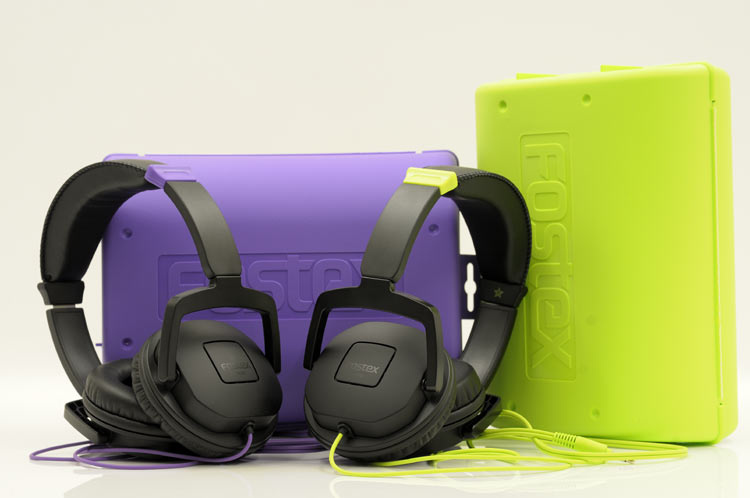 Test: Kopfhörer Fostex TH5 und TH7