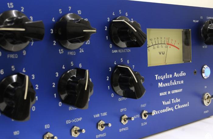 Test: Tegeler Audio Manufaktur Vari Tube Recording Channel