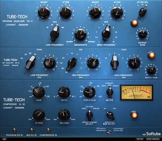 Test: Plug-In-Bundle Softube Classic Channel