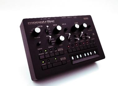 Test: Groove Box Korg monotribe
