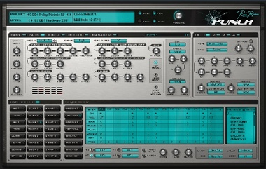 Test: Virtuelles Instrument Rob Papen Punch