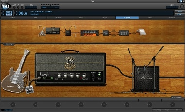 Test: Amp-Simulation Overloud TH2