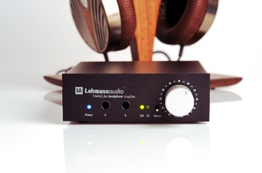 Test: Kopfhörer-Verstärker Lehmann audio StudioCube
