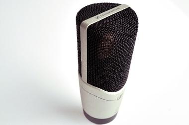 Test: Großmembran-Kondensatormikrofon Sennheiser MK 4
