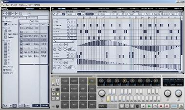 Test: Virtuelle Groove Box Fxpansion Geist