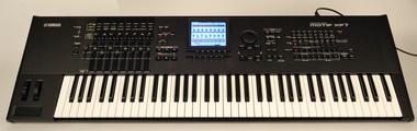 Test: Hardware-Synthesizer Yamaha Motif XF7