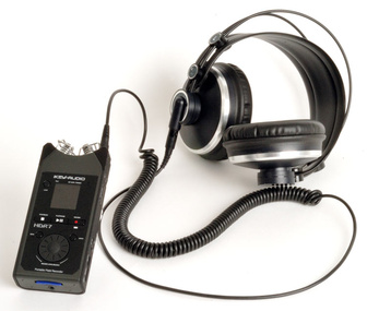 Test: Stand-Alone-Recorder iKey-Audio HDR7