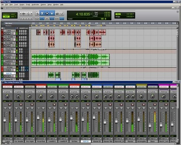 Test: Sequenzer Avid Pro Tools 9