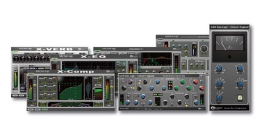 Test: Effekt-Plug-In Bundle  SSL Duende Native Studio Bundle