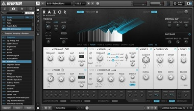Test: Virtuelles Instrument Native Instruments Razor