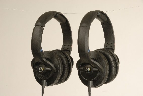 Test: Kopfhörer KRK KNS 6400 und 8400