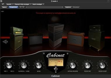 Test: Kompakttest Audio Ease Cabinet