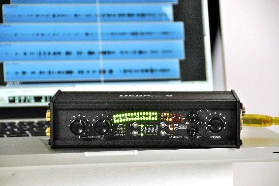 Test: Audio-Interface Sound Devices USBPre 2