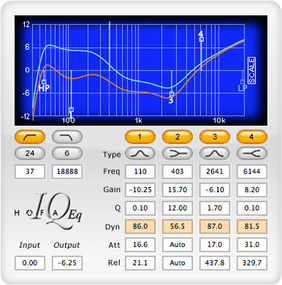 Test: Equalizer-Plug-In HOFA IQ-EQ