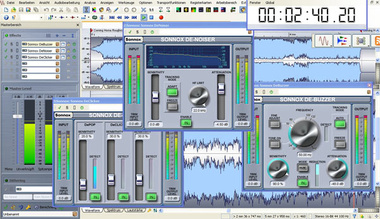 Test: Softwaretool Steinberg Wavelab 7