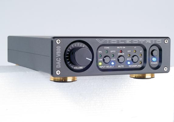 Test: Digital-Analog-Wandler Violectric DAC V800