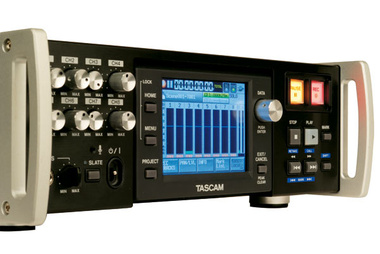 Test: Stand-Alone-Recorder Tascam HS-P82