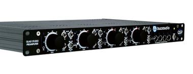 Test: Mikrofon-Vorverstärker Buzz Audio QSP-20