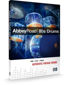 Test: Sample-Library Native Instruments Abbey Road 80s Drum