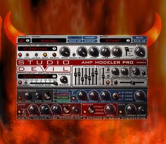 Test: Gitarren-Amp-Simulation Studio Devil Amp Modeler Pro