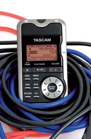 Test: Stand-alone-Recorder Tascam DR-2dTest Tascam DR-2d