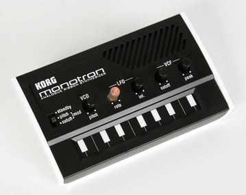 Kompakttest: Analog-Synthesizer Korg Monotron