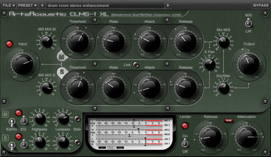 Test: Effekt Plug-Ins Softube Trident A-Range EQ und Valley People Dyna-Mite