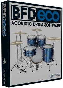 Test: Drumpsampling-Instrument Fxpansion BFD Eco