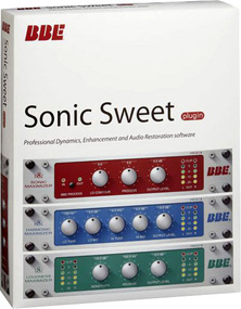 Test: Mastering-Plug-In-Bundle BBE Sound Sonic Sweet