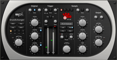 Test: Software-Tool SPL DrumXchanger