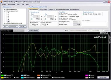 Test: Lautsprecher-Korrektur-System Real Sound Lab Coneq