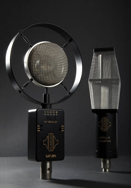 Test: Studio-Mikrofone Sontronics Apollo & Saturn