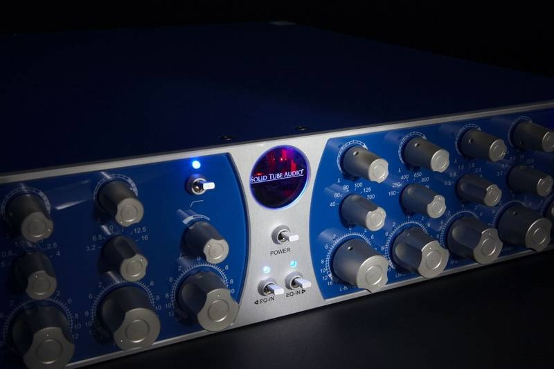 Test: Equalizer Solid Tube Audio Etna E1